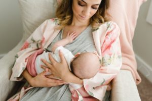 what is on demand breastfeeding?