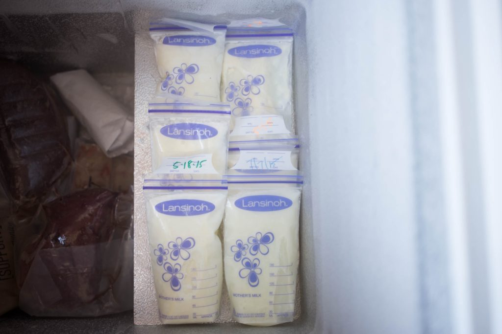do i need a breastmilk freezer stash? via lactationlink.com