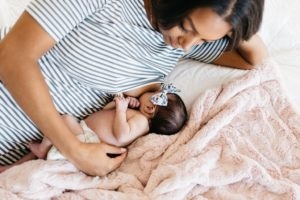 how breastfeeding chages as baby gets older via lactationlink.com