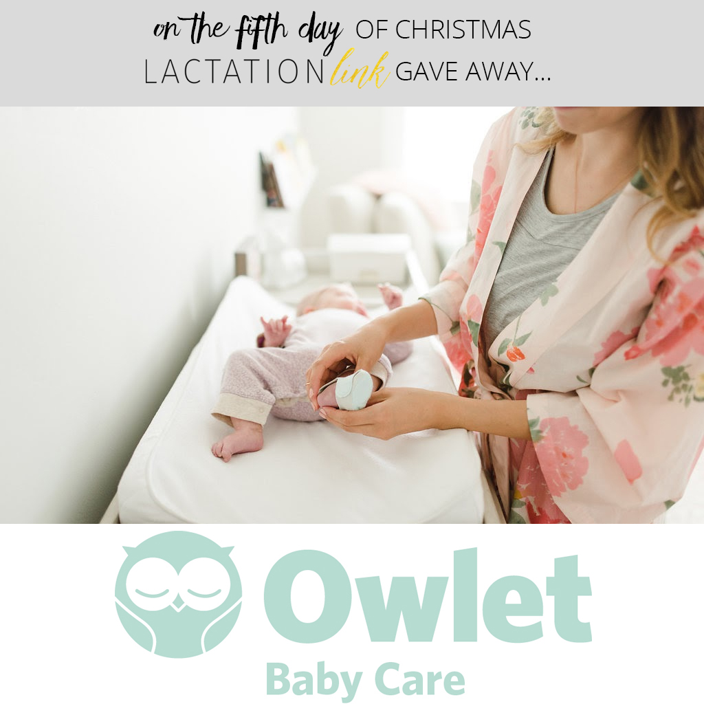 owlet baby care info via lactation link