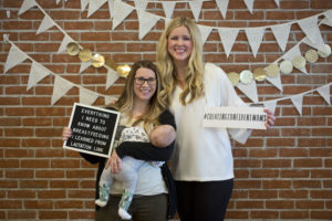 in-person breastfeeding class with lactation link + promo codes for breastfeeding supplies. Get access to a free breastfeeding course to get you started on your breastfeeding journey.