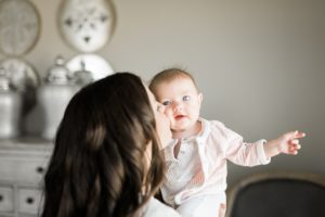 Breastfeeding with a teething baby via lactationlink.com
