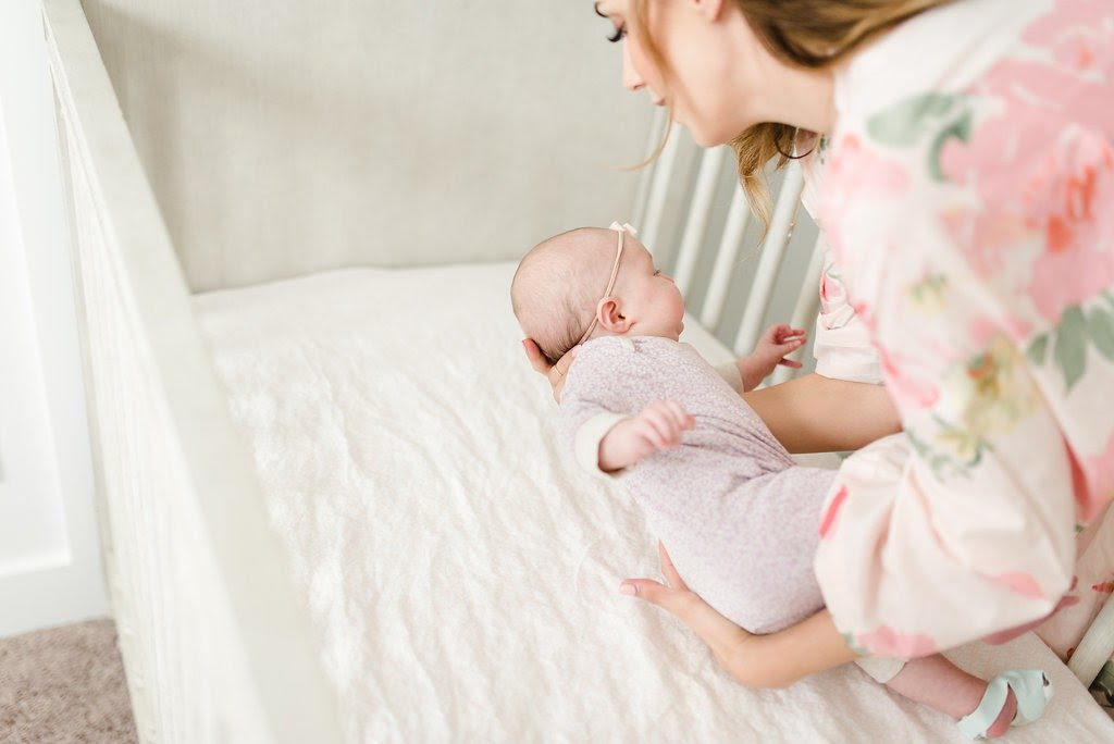 Why breastfeeding reduces the risk of SIDS via lactationlink.com