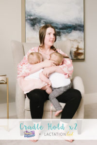 Best positions for breastfeeding twins with Lactation Link and Twin Z Nursing Pillows
