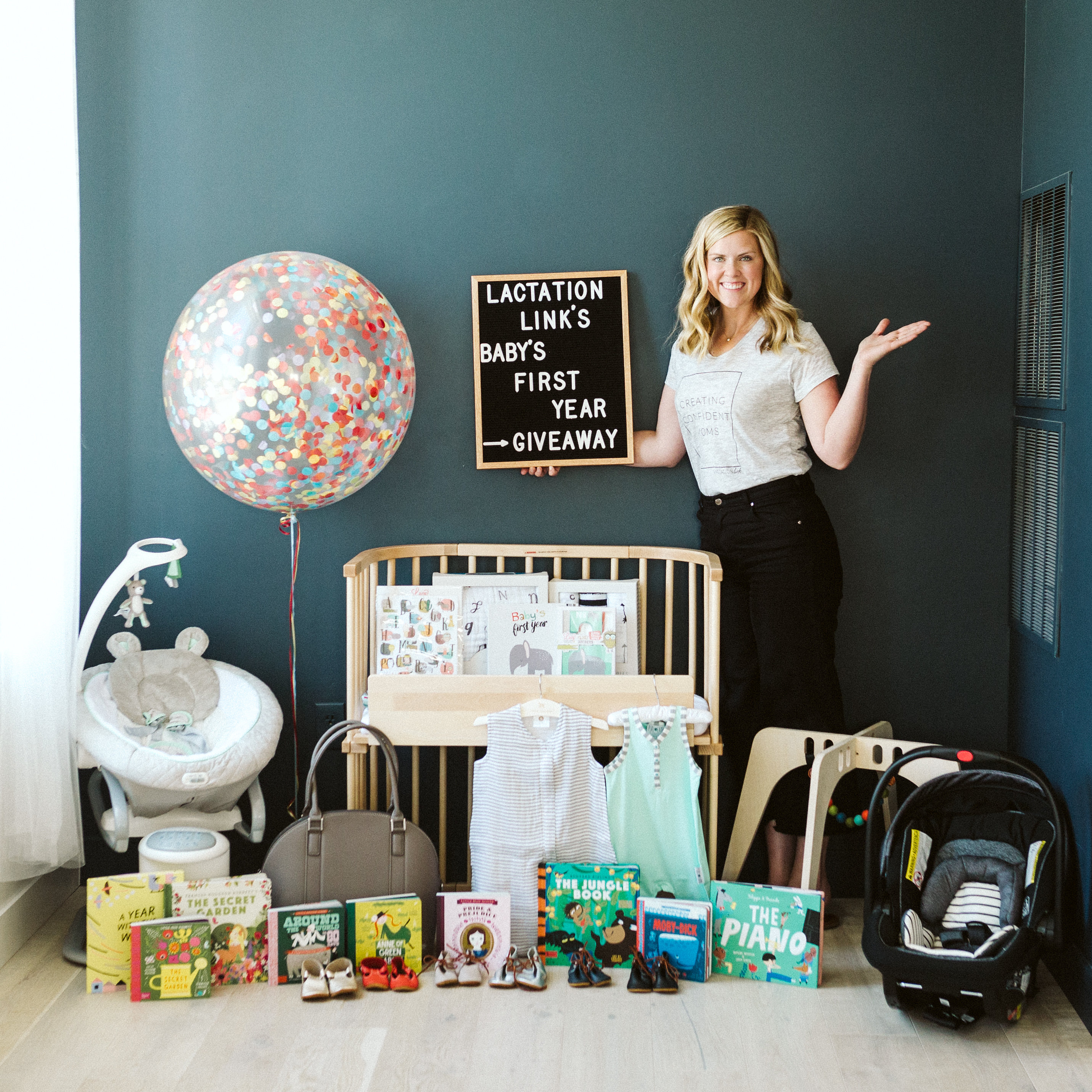 Ultimate Baby's First Year Giveaway! - Lactation Link